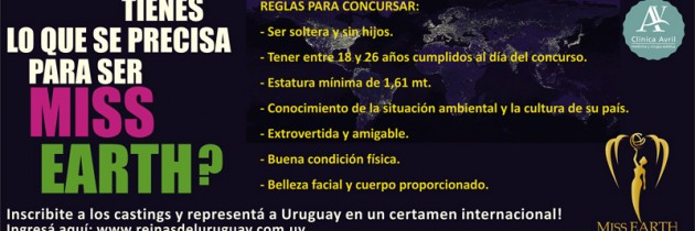 Miss Earth Uruguay